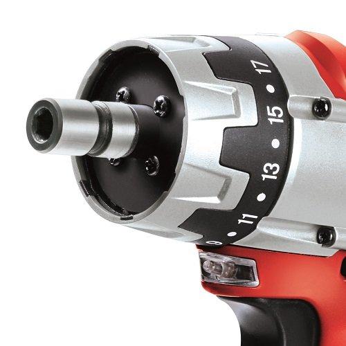 Einhell Akku Bohrschrauber TC-CD, 12 V, 1,3 Ah, 2 Gang, 20 Nm + LED-Licht + abnehmbares Bohrfutter - 7