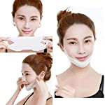V Line Mask Chin Up Patch Double Chin Reducer Mask V Shaped Facial Slimming Bandage Mask Face Lift Tape Neck Mask V...