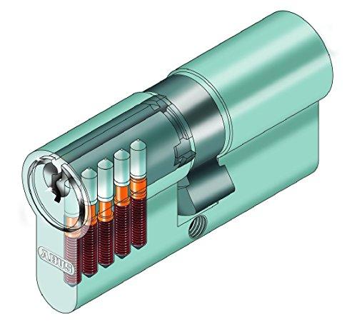 ABUS Profil-Zylinder C73N 30/45, 04984 - 2