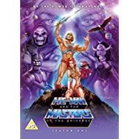 He-Man and The Masters of the Universe Complete Season One Boxset