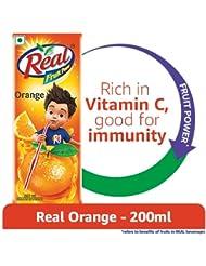 Real Fruit Power Orange 200ml