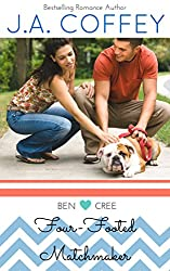 Four-Footed Matchmaker: A Sweet, New Adult Romance (Love by the Numbers Book 4)