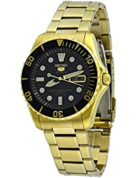 21ecea7212747a Amazon.co.uk: Gold - Wrist Watches / Men: Watches