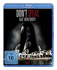 Don't Speak - Sag kein Wort! (Blu-ray)