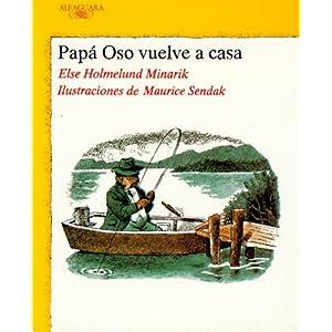 Papa oso vuelve a casa (Alfaguara Infantil)