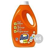 Set 4Dash Simply 19LAV. FRESCH.Summer lavatri Waschmittel WASCHMASCHINE und Wäsche