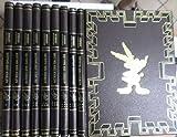 Die Abenteuer des Asterix 1, 2, 3, 4, 5, 6, 7, 8, 9 = komplett, Kunstlederausgabe. Set Sammlung Konvolut