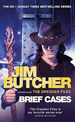 Brief Cases: The Dresden Files -