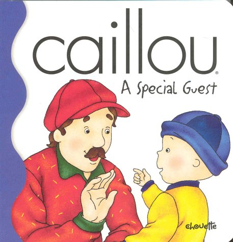 Caillou a Special Guest