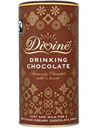 Divine Drinking Chocolate 400 g (Pack of 3)