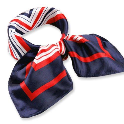 silk-feel-neckerchief-women-square-scarf-air-hostess-uniform-pattern-holiday-birthday-gift
