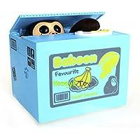 Preisvergleich für Peradix Gelddose Diebstahl Affe Elektronische Spardose witziges Geschenk für Kinder