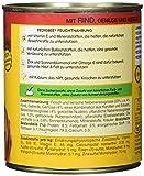 Pedigree Adult Hundefutter Rind, Gemüse und Nudeln – Saftiges Geschnetzeltes, 12 Dosen (12 x 800 g) - 6