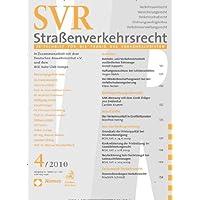 SVR - Straßenverkehrsrecht [Jahresabo]