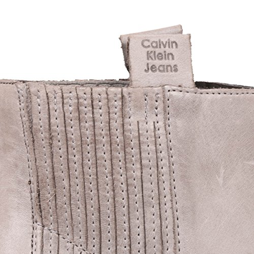 CALVIN-CLEIN-JEANS-FEMMES-RE8753-TPE-TAUPE-SUZIE-TUMBLED-CALF Taupe