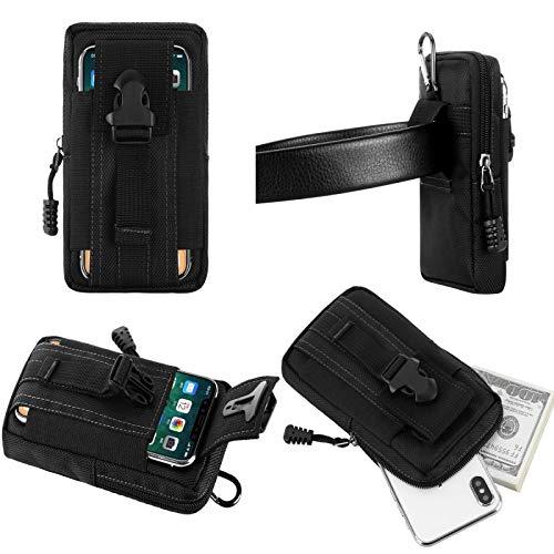 Supercase24 Outdoor Gürteltasche für Energizer Hardcase H500S Bauchtasche Handy Hülle Tasche Schutzhülle Case