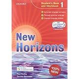 New horizons. Starter-Student's book-Workbook-Homework book-My digital book. Con espansione online. Per le Scuole superiori: 1