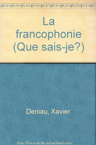 Francophonie (la)