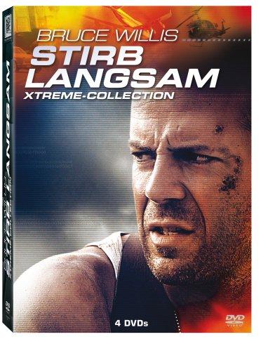 Stirb langsam 1-3 - Xtreme Collection [4 DVDs] hier kaufen