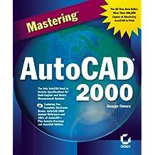 Mastering AutoCAD 2000 Server