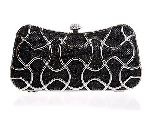 Diamant/Mode-Abendessen-Tasche/Abendessen Clutch Bag-B C