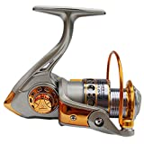 LUFA Voll-Aluminium Angeln Spin Reel Super Strong Angelrolle Ultra Smooth und Fade Freie Angeln Spinner