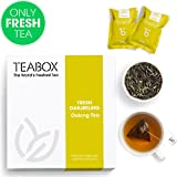 Best Oolong Thés - Teabox Darjeeling Oolong Tea 40 g, 16 sachets Review