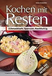 Titelbild Kochen mit Resten