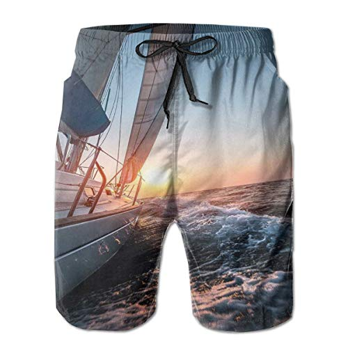 Sunny Summer Men Beach Shorts Swimwear Trunks Quick Dry Beachwear Swimsuit Bathing Suit Man Bermudas Board Short Pool Bath Wear Brand To Win Warm Praise From Customers Men's Clothing