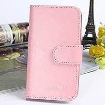 """Prevoa ® 丨 Original Flip PU Funda Cover para DOOGEE DG310 5.0"""" Smartphone - - 6"""