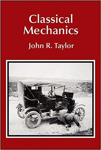 Classical Mechanics por John R. Taylor