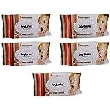 Joylinks Baby Wipes With Aloe Vera And Vitamin E (Pack Of 5 X 80 Wipes)