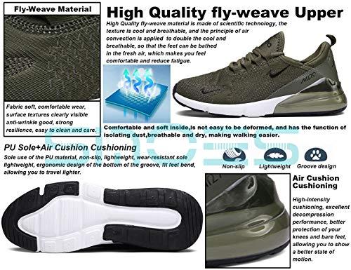 e2d27198 ... SINOES Zapatillas de Running Calzado Deporte para Hombre Mujer Gimnasio  Ligero Sneakers ...