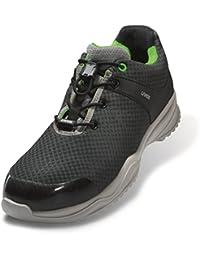 Calzado de Seguridad / Trabajo de la Línea SPORTSLINE de Uvex (MADE IN ITALY), Norma S1P ESD, Edición ACE, Zapatos Bajos Extraligeros y Exentos de Metal, Unisex