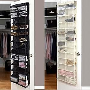6b87c068db91b FairytaleMM Montage sans Outillage Non-tissé utile 26 étagères pour Porte-Chaussures  Rangement Porte