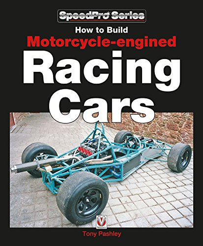 How to Build Motorcycle-engined Racing Cars (SpeedPro series) por Tony Pashley