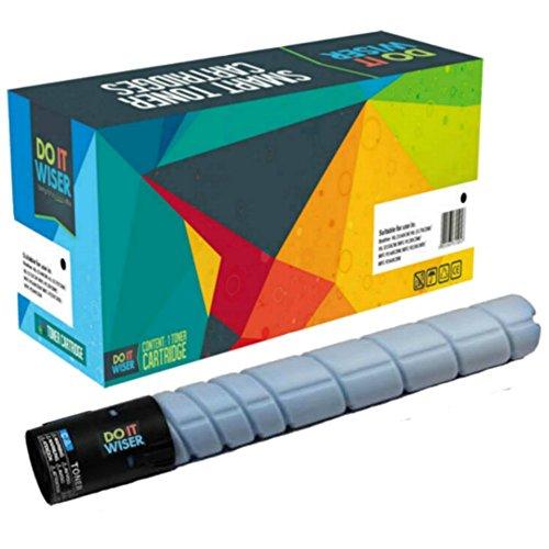 Do it Wiser Kompatibel Cyan Toner TN 216 zu Konica Minolta Bizhub C220 C280 C360 | TN216C TN319C A11G431 A11G430
