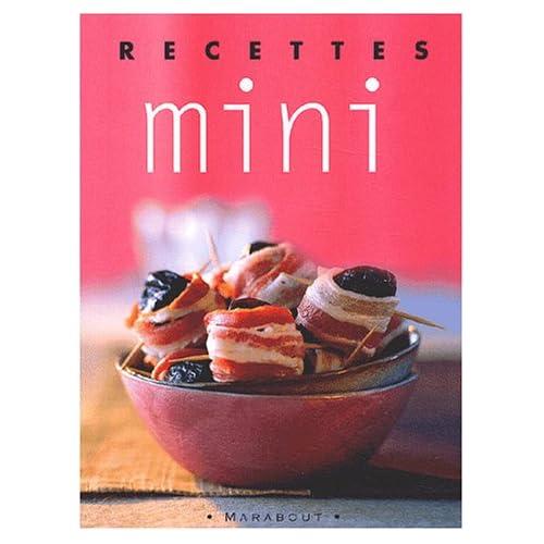 Recettes mini