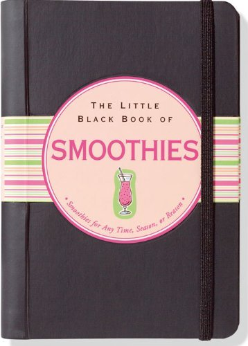The Little Black Book of Smoothies (Little Black Books) by Ruth Cullen (2003-12-01)