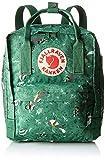 FJALLRAVEN Kånken Art Mini Mochila, Unisex Adulto, Verde (Green Fable), Talla Única
