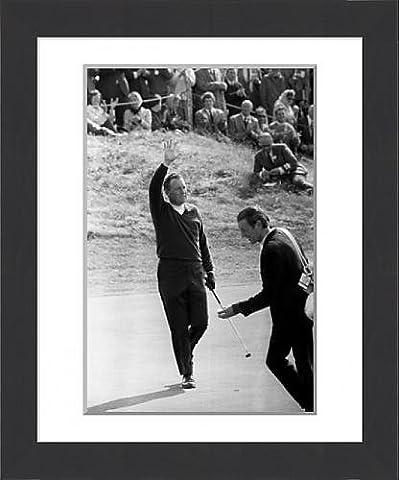 Framed Print of Golf - Carling World Golfing Championship - Billy Casper - Royal Birkdale Golf