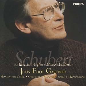 Schubert - Mass in A-flat / York · Bruce Payne · Archer · George · Gardiner (1999) Audio CD