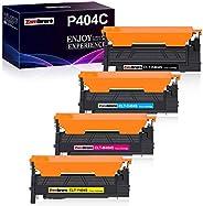 Zambrero CLT-404S CLT-P404C Compatible Samsung CLT-K404S CLT-C404S CLT-M404S CLT-Y404S Cartucho de Tóner para