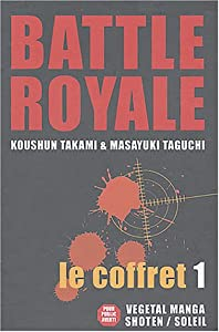 Battle Royale Coffret Tomes 1 à 5