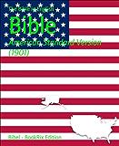 Bible: American Standard Version (1901) (English Edition)