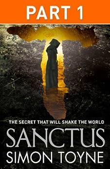Sanctus: Part One by [Toyne, Simon]