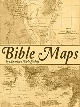 Bible Maps by [American Bible Society]