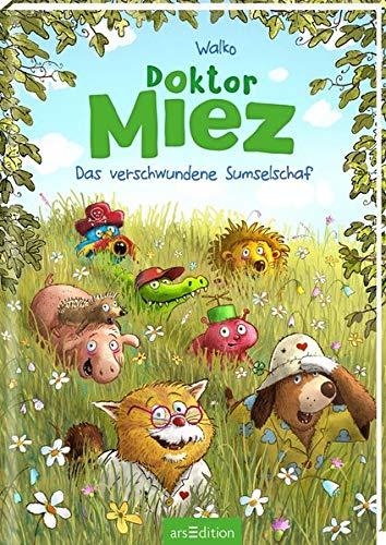 Doktor Miez - Das verschwundene Sumselschaf