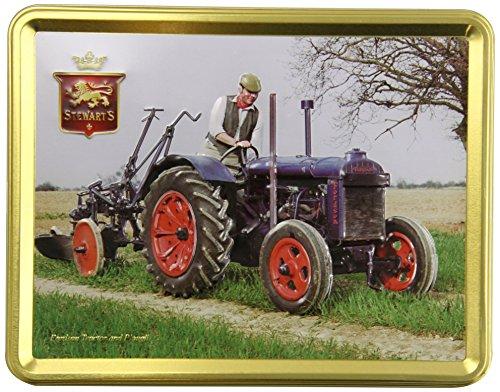 sic Collection - Fordson Tractor & Plough - Traktor mit Pflug / 400Gramm Feinstes shottisches Shortbread in einer geschmackvollen Dose zum sammeln oder verschenken ()