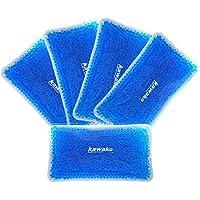 original kawako Kalt-Warm Soft Thermogelperlen Kompresse 21125 - 5er Set preisvergleich bei billige-tabletten.eu